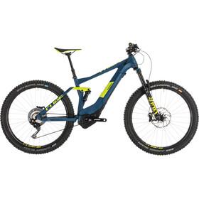 Cube Stereo Hybrid 140 SL 500 Bicicletta elettrica Full Suspension blu
